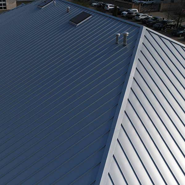 Elevated Roofing in Frisco, TX - Custom Metal Roofing
