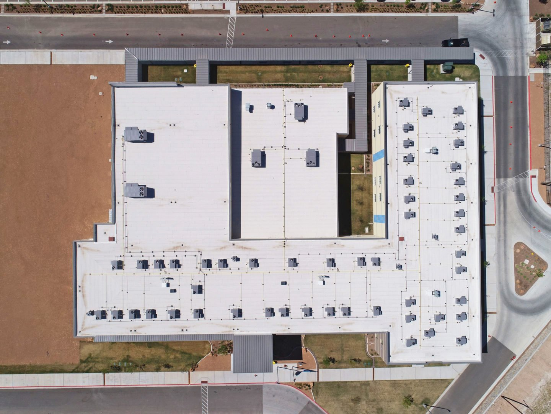 Bitumen-Roofing