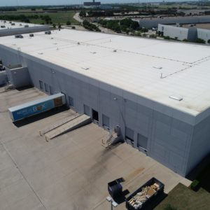 Elevated_Commercial_Roofing_Project_Industrial_Warehouse_Project