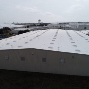 Elevated Commercial Roofing - Industrial Project